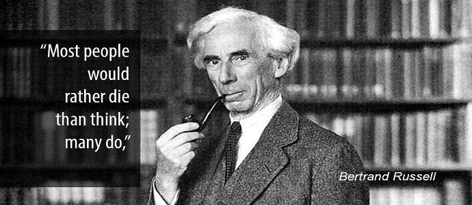 biografi Bertrand Arthur William Russell