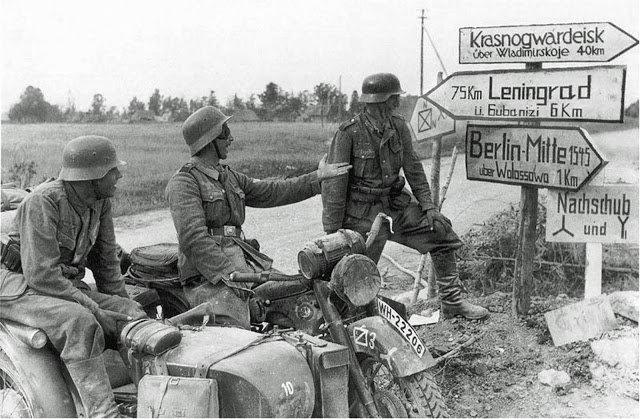 Pengepungan Leningrad