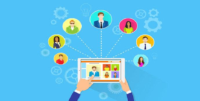 Apa saja karakteristik dasar organisasi virtual ?