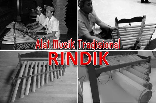 Fungsi RINDIK Alat Musik Tradisional Bali