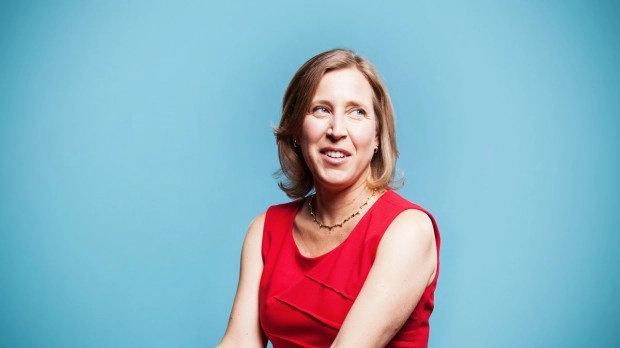 Susan Wojcicki : CEO of YouTube