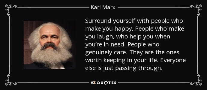filsafat Karl Marx