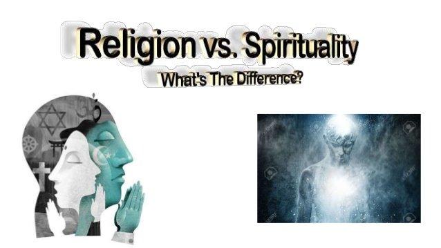 spiritual vs agama
