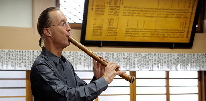 Apa yang Anda ketahui tentang musik shakuhachi ?